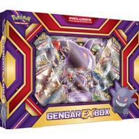 Pokémon Pokemon gengar-ex box 4 booster packs foil promo card