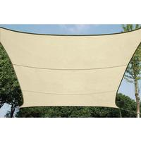 Perel Shade Sail Square 3.6mx3.6m