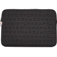 "Marc Jacobs Logo Neoprene 11"" - Black"
