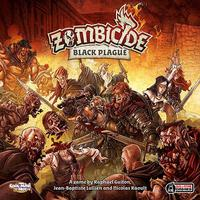 Guillotine Games Zombicide: Black Plague (Engelska)
