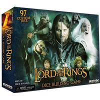 WizKids The Lord of the Rings Dice Building Game