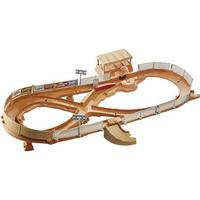 Mattel Disney Pixar Cars 3 Thunder Hollow Criss Cross Track Set FCW01
