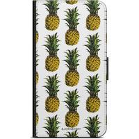 Bjornberry Wallet Case Pineapple Pattern (Mate 10 Lite)