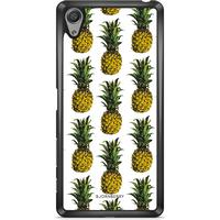 Bjornberry Pineapple Pattern Case (Xperia XA1)