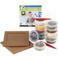 Silk Clay Materialesæt Kreativ Læring