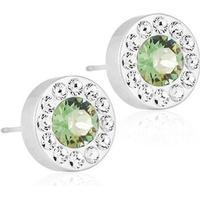 Blomdahl Skin Friendly Medical Titanium Earrings w. Swarovski Crystals -  0.8cm (15‑ 5fb3128f30413