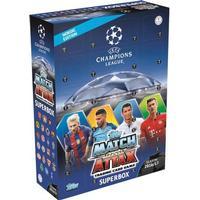 Topps Match Attax Champions League Super Box 2016