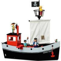 Micki Pippi Piratskepp Hoppetossa 44377100