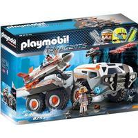 Playmobil Spionernas Attackfordon 9255