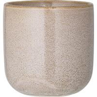 Bloomingville Vas, Natur, Stengods Ø10xH11 cm