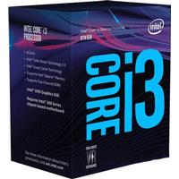 Intel Core i3-8100 3.6GHz, Box