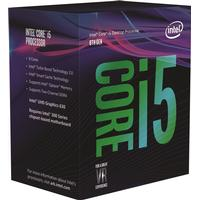 Intel Core i5-8400 2.8GHz, Box
