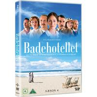 Universal Sony Badehotellet - Sæson 4 - DVD