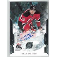 Adam Larsson 2011-12 Artifacts Rookie Autographs #REDA8