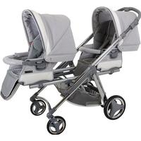 Bebecar One & Two Tandem Magic - Silver Shimmer (402)