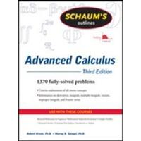 Schaum's Outlines of Advanced Calculus (Pocket, 2010)