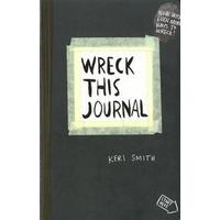 Wreck this journal - to create is to destroy, now with even more ways to wr (Pocket, 2013)