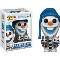 Funko Pop! Disney Olaf's Frozen Adventure Olaf with Kittens