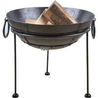Esschert Design Recycled Fire Dish 50cm