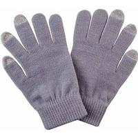 MTU Touch Gloves one size Grey