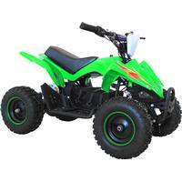 Rull Elektrisk Rull Mini ATV VIPER II 800W Grön