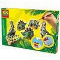 SES Creative Dinosaurs Casting & Painting Set 01406