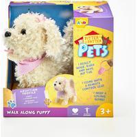 Addo Play Pitter Patter Pets Walk Along Puppy
