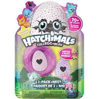 Spin Master Hatchimals Colleggtibles 2 Pack + Nest
