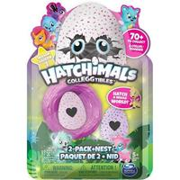 Spin Master Hatchimals Colleggtibles 2 Pakke + Nest