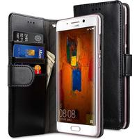 Melkco Mini PU Leather Wallet Book Clear Type Case (Mate 9 Pro)