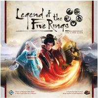 Fantasy Flight Games Legend of the Five Rings: The Card Game (Engelska)