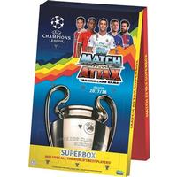 Topps Match Attax Champions League Super Box 2017