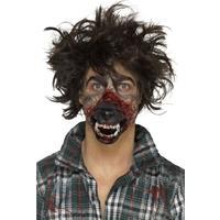 Smiffys Foam Latex Werewolf Mouth Prosthetic
