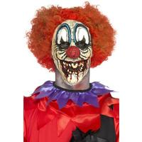 Smiffys Deluxe Foam Latex Special FX Clown Prosthetic