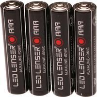 LED LENSER AAA 1,5V 4 stk (Leveres som løse)