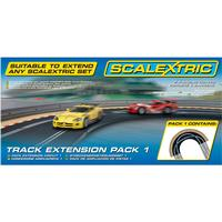 Scalextric Track Extension Pack 1 C8510