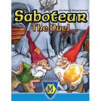 Mayfair Games Saboteur: The Duel