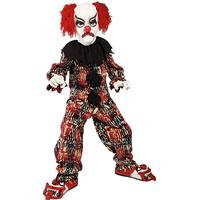 Smiffys Läskig clowndräkt barn