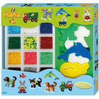 Hama Midi Beads Giant Open Gift Box 3064