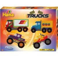 Hama Midi Beads Trucks Gift Box 3132