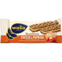 Wasa Sandwich Cheese & Paprika