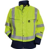 Tranemo workwear 4830 44 CE-ME Warning Jacket