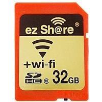 32GB ez Share WiFi SDHC Class 10