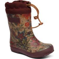 Bisgaard Rubber Boots Flowers-Bordeaux (92009999)