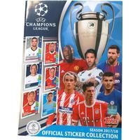 Album 2017-18 Topps Champions League Stickers