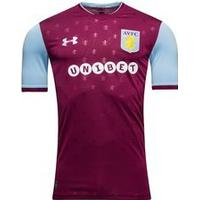 Under Armour Aston Villa FC Home Jersey 17/18 Sr