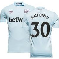 Umbro West Ham United Third Jersey 17/18 Antonio 30. Sr