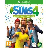 EA Games The Sims 4 Deluxe Party Edition Xbox One
