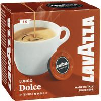 Lavazza Lavazza Caffé© Lungo Dolce kaffekapslar, 16 port 8000070087095