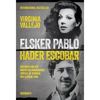 Elsker Pablo, hader Escobar, E-bog